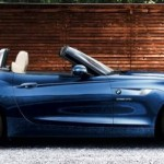 2011 BMW Z4 at the New York Motor Show with new 2-litre TwinPower Turbo engine for the first time.