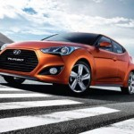 2012 Hyundai Veloster SR Turbo adds brawn to beauty
