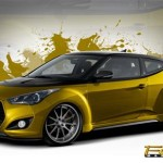 Hyundai Veloster 276 kW Turbo rounds out Hyundai's SEMA Show line-up