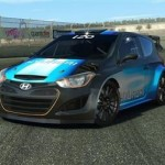 Hyundai i20 WRC rally car speeds into 'Real Racing 3' mobile game