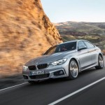 2014 BMW 4 Series Gran Coupe feature the latest BMW TwinPower Turbo technology