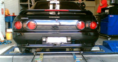 Nissan Skyline HR32 Turbo AWD