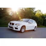 2011 BMW X1 TwinPower Turbo technology achieves best marks for efficiency