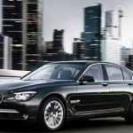 2011 BMW 730d straight-six turbo