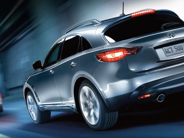 Infiniti FX Best of Both Worlds