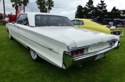 Classic Cars Show on the Bay Foreshore