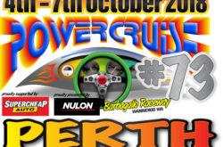 Perth 2018 Powercruise Automotive Entertainment.