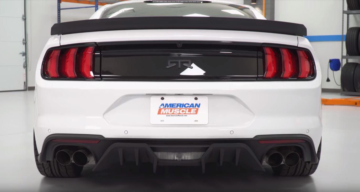 2018 Mustang RTR Spec 3