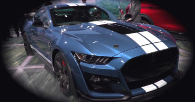Ford Mustang Shelby GT500 is destined to become a Hellcat Killer.